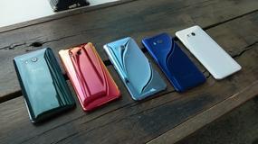 HTC U11 - pierwsze wrażenia po kontakcie z najnowszym flagowcem z Tajwanu