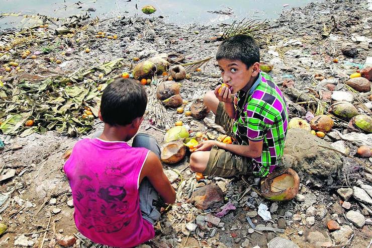 Reka Buriganga, Daka, Bangladeš, najprljavija reka na svetu