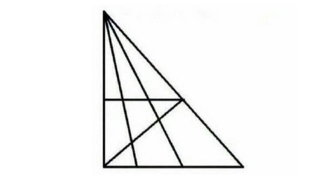 Koliko vi vidite trouglova?