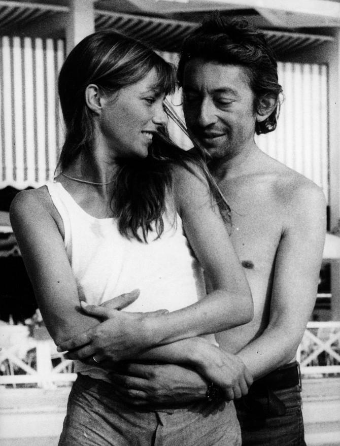 Genzburi je 13 godina bio u ljubavi sa Džejn Birkin