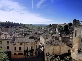 Saint-Emilion, near Bordeaux, France