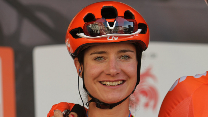 Triumf Marianne Vos w drugim etapie Ladies Tour of Norway