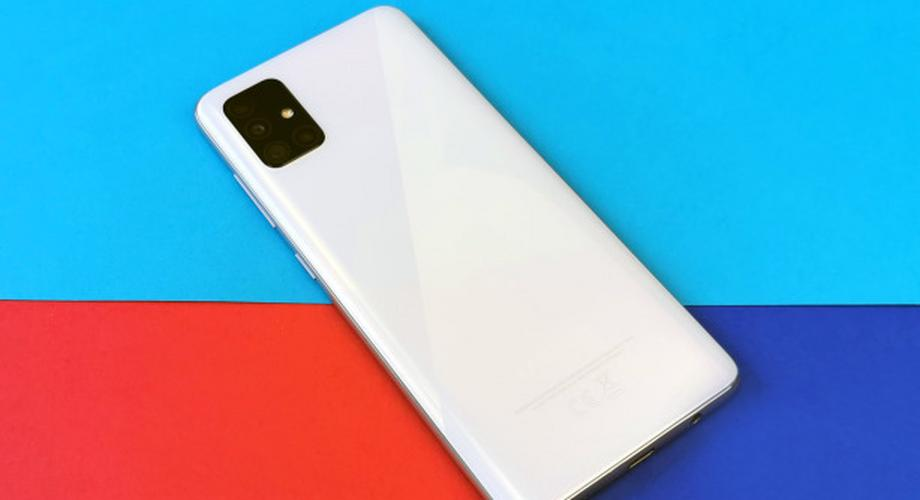 Galaxy A51 im Test: Samsung legt noch einen drauf