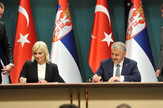 Turska sporazumi Zorana Mihajlovic