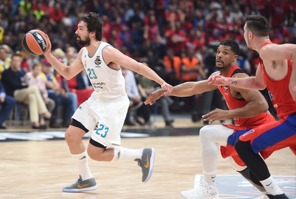 Real srušio CSKA i zakazao finale sa Fenerom