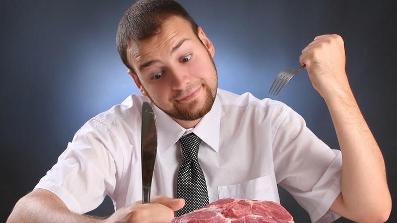 """Mięso jest uważane za """"męską"""" potrawę"""
