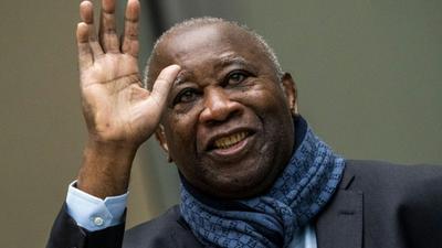 Former Ivorian President, Laurent Gbagbo files for divorce