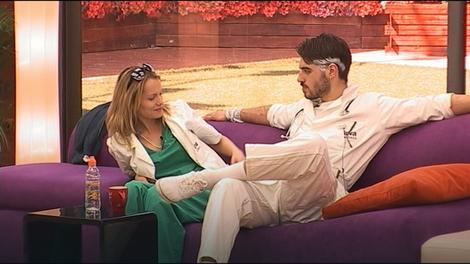 Pobednica prethodnog ciklusa Marijana i veza s Nemešom obeležili su šou 2011.