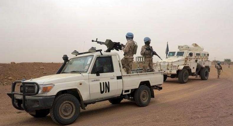 Three Chadian UN peacekeepers killed in Mali