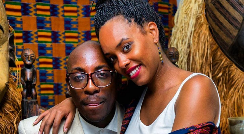 Chiki Kuruka's reaction after fans threw Bras at boyfriend Bien Aime