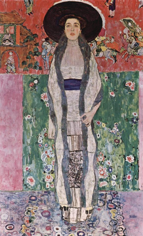 Adele Bloh-Bauer II, 1912.