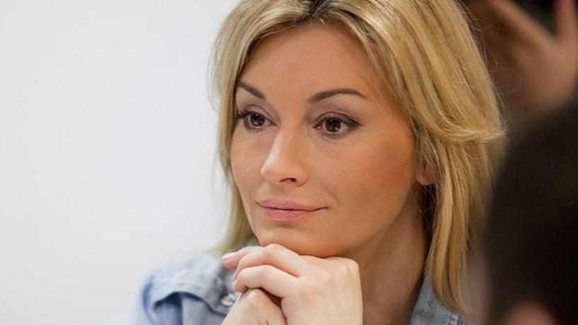 Martyna Wojciechowska, fot. Maciej Stankiewicz/Onet