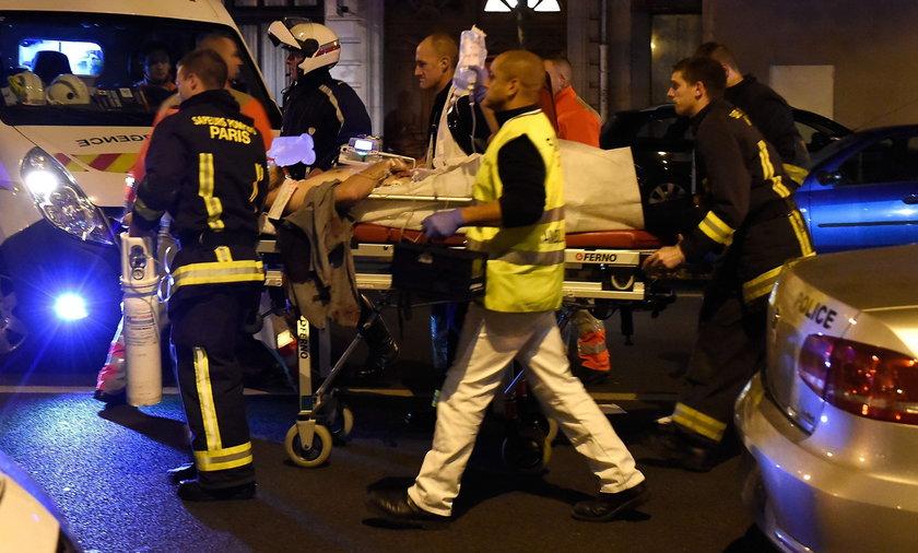 Paryscy lekarze o nocy zamachów: byliśmy na wojnie