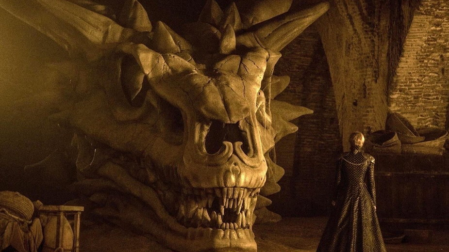 """""""Gra o tron"""" - kadr z serialu"""