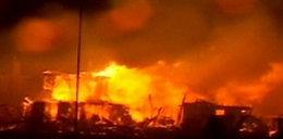 Żywioł niszczy Amerykę. 39 zabitych, dziesiątki spalonych domów... NOWE ZDJĘCIA