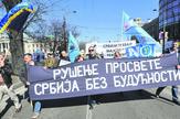 protest  prosvetara_170315_RAS foto Oliver bunic21