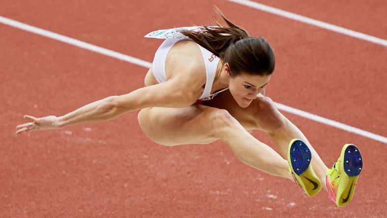 Anna Jagaciak-Michalska w eliminacjach trójskoku