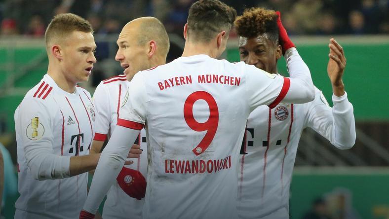 SC Paderborn - Bayern Monachium