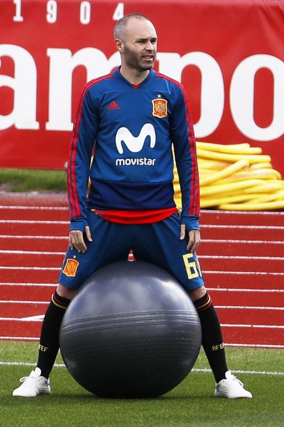 Andres Inijesta