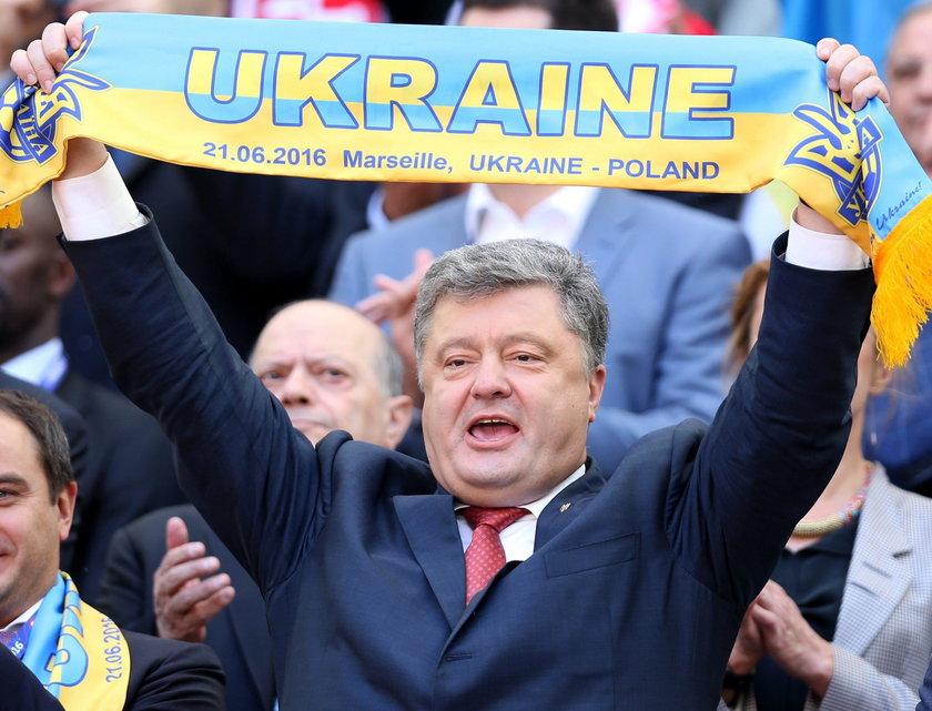 Reakcja Ukraińców na przegraną