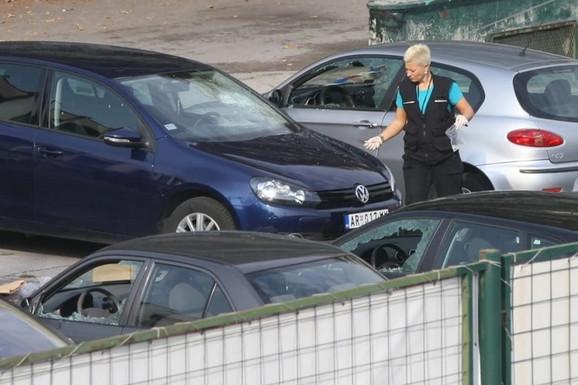 Polupani automobili fudbalera Zvezde