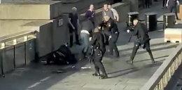 Sprawca ataku na moście w Londynie był w przeszłości skazany