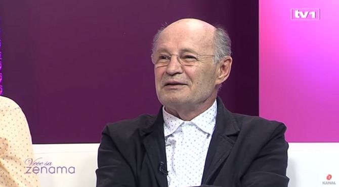 Mustafa Nadarević 2016. u emisiji O kanala