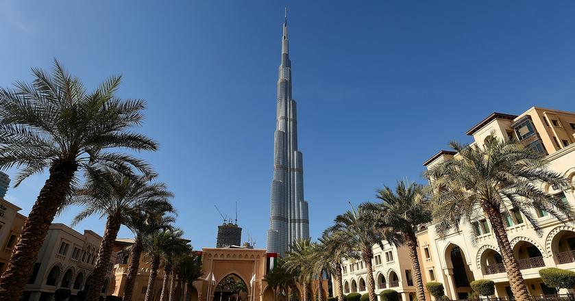 Burdż Chalifa w Dubaju jest najwyższym budynkiem świata. Ale nie najdroższym