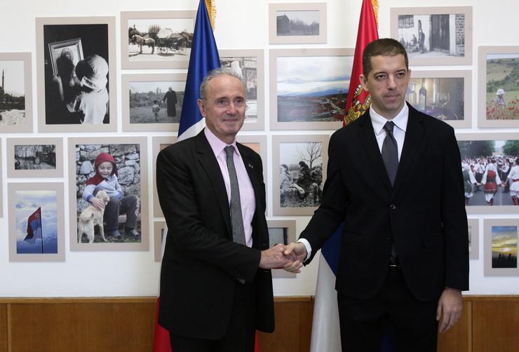 Žan Lui Falkoni i Marko Đurić