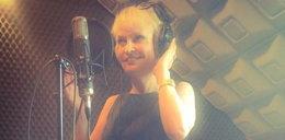 Chora na guza mózgu Biedrzyńska ciężko pracuje