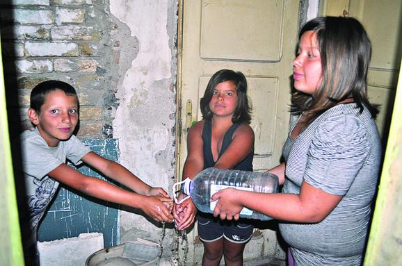 Higijena:Nemaju ni kupatilo, ni kuhinju