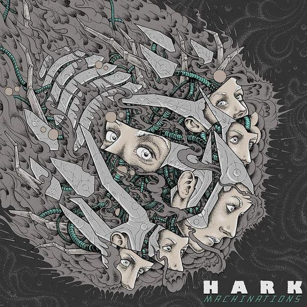 """HARK – """"Machinations"""""""