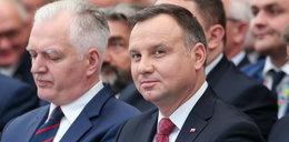 Prezydent Duda przypieczętował los Jarosława Gowina