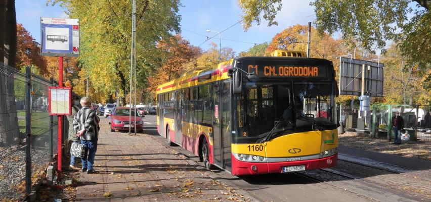 Tramwaje i autobusy MPK Łódź pojadą inaczej. Sprawdź, jak zmieni siękomunikacja na Wszystkich Świętych