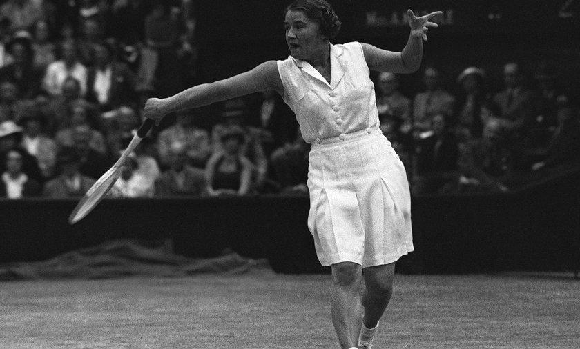 Polska w finale Wimbledonu. To było dokładnie 78 lat temu!