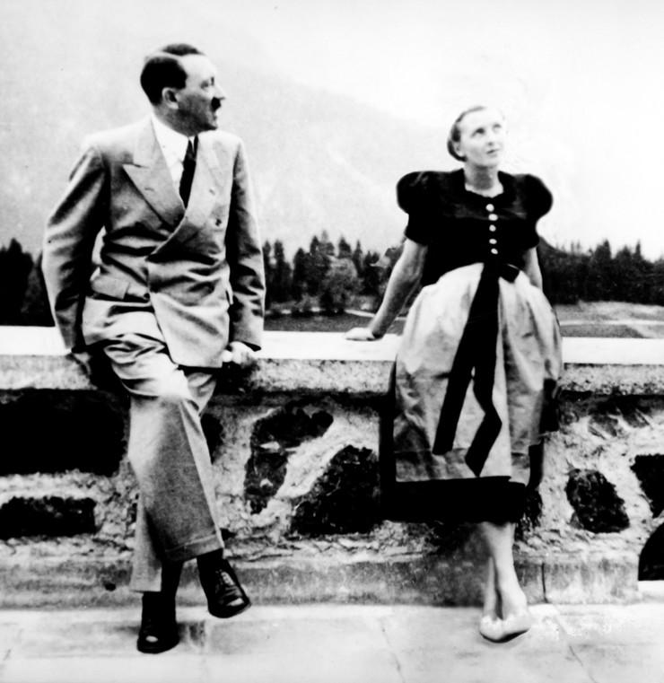 Hitler i Eva