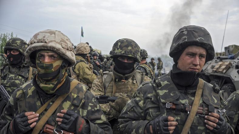 Obserwator OBWE: Ukraińcy strzelali do naszej kolumny