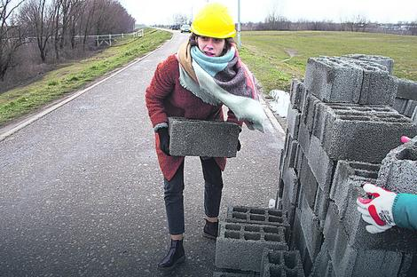 Ksenija u akciji protiv divlje gradnje u prestonici
