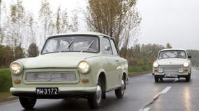 Trabant 601 – pozory mylą