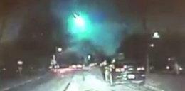 Meteor na niebie USA. Zarejestrowały go liczne kamery