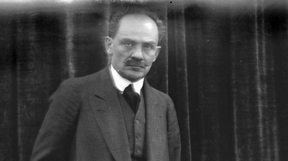 Stefan Żeromski (ok. 1920 r.)