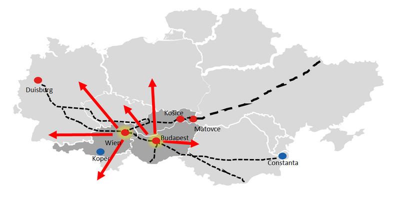 Scenariusze, w których Polska jest pomijana w BRI na rzecz krajów ościennych