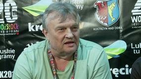 Przystanek Woodstock 2014: Krzysztof Cugowski o końcu Budki Suflera