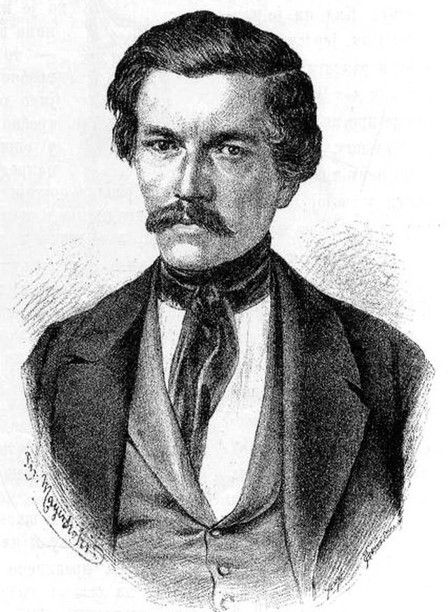Dimitrije Avramović (1815-1855)