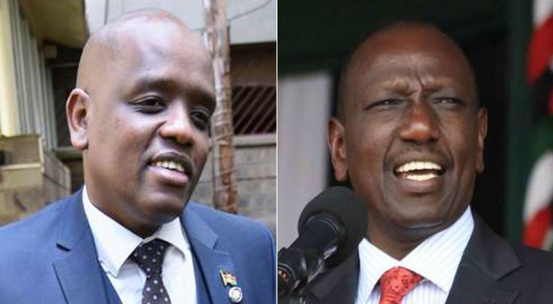 Itumbi set for major comeback in DP Ruto's office in new deal