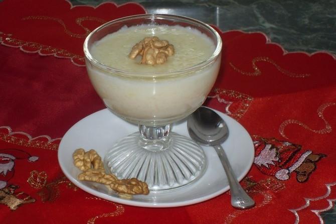 SUTLIJAŠ sa pudingom od vanile: KREMAST, sočan i nema mu ravnog