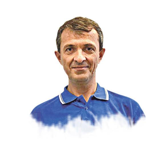 Sa 95 odsto oštećenim vidom istrčao 55 uzastopnih maratona: Goran Nikolić