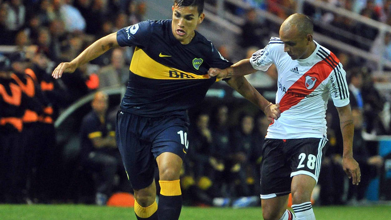 River Plate - Boca Juniors 0:1