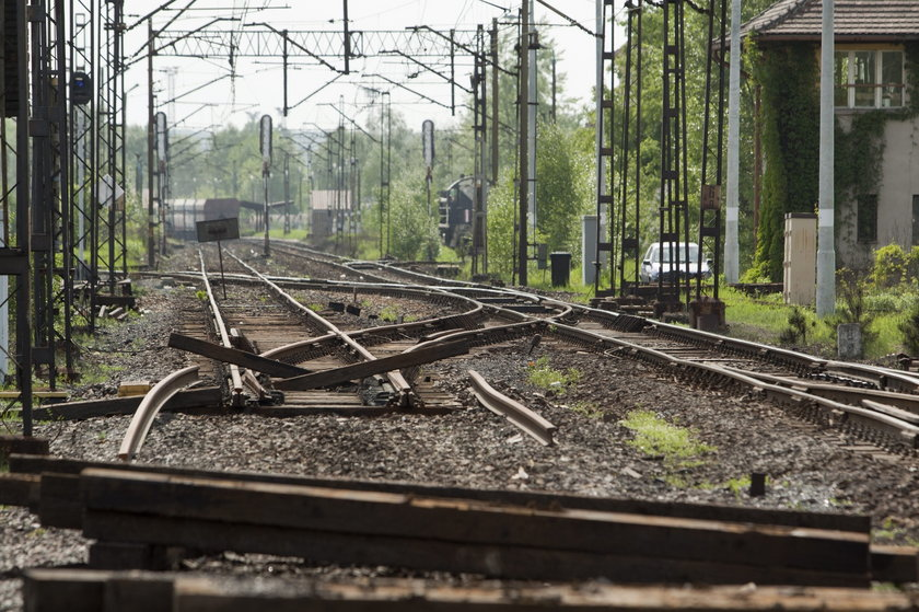 Kolej w Polsce