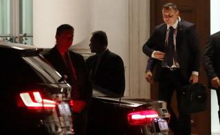 SOP: Prezydent po kolizji kontynuował podróż do Bochni w innej limuzynie